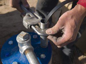 Well Water Leak Repair
