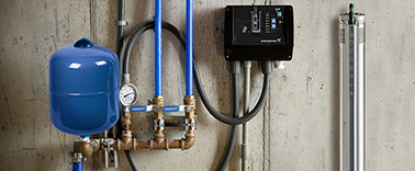 Grundfos SQE <br/>Constant Pressure System