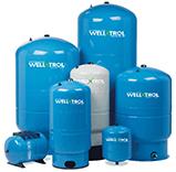 WellXtrol Pressure Tank